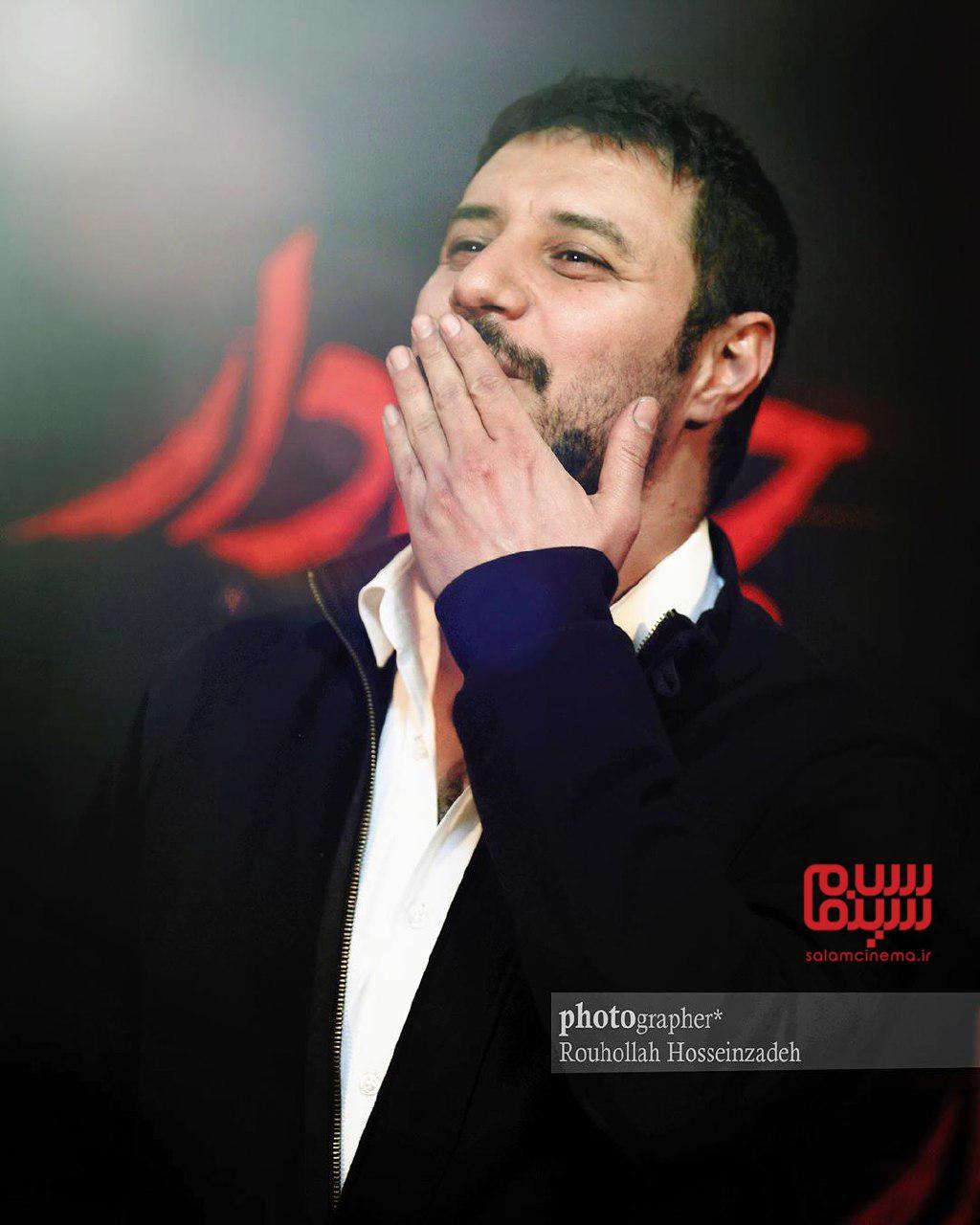 جواد عزتی - سینما آزادی - جان دار -گزارش تصویری هفتگی