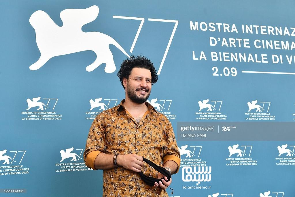 جواد عزتی در جشنواره فیلم ونیز 2020