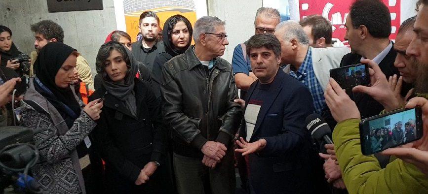 انتقاد تند تهیه کننده «خون شد»: باید موقعیت شهاب حسینی را به ما هم می دادند+ ویدیو