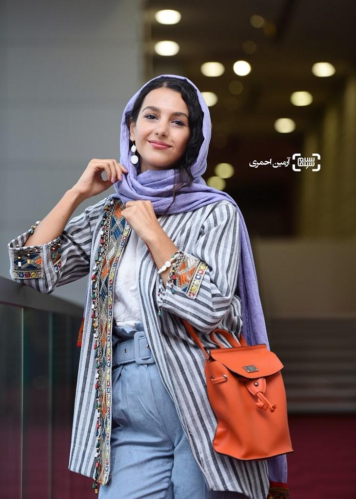 جوانه دلشاد در سی و هشتمین جشنواره جهانی فیلم فجر