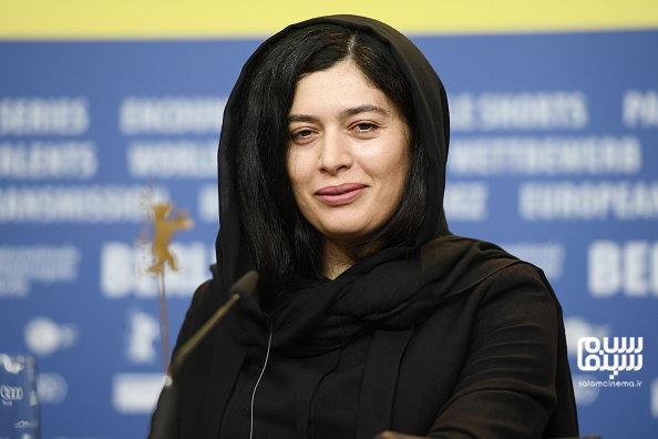 ژیلا شاهی - فتوکال فیلم «شیطان وجود ندارد» در برلین 2020