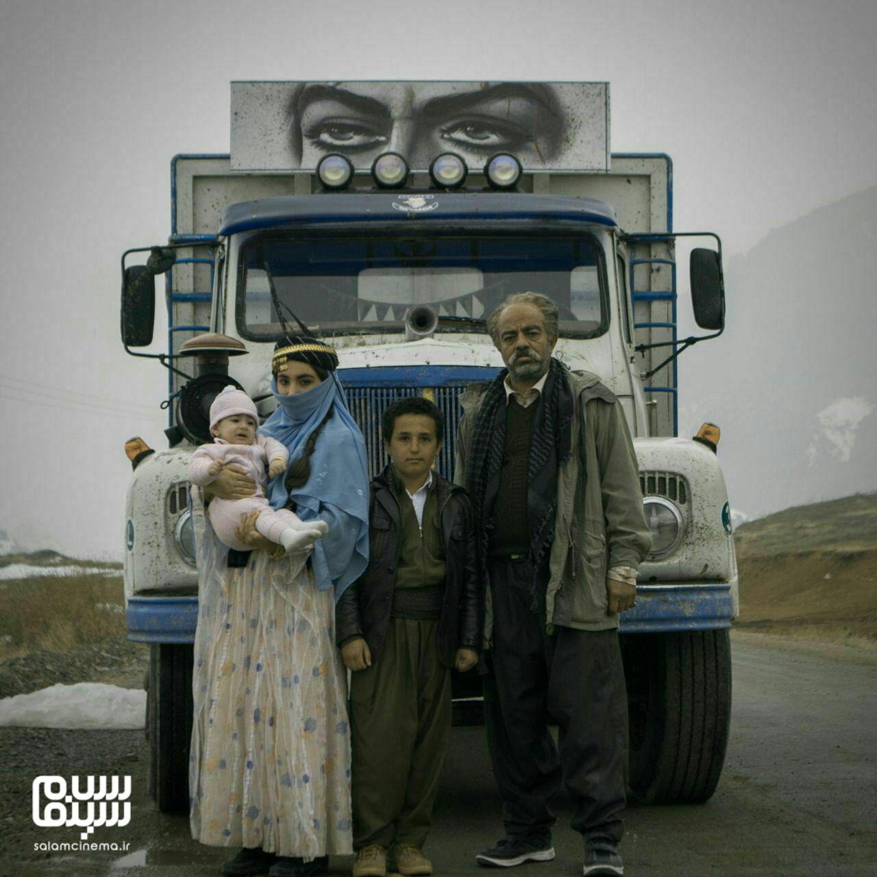 فیلم کامیون