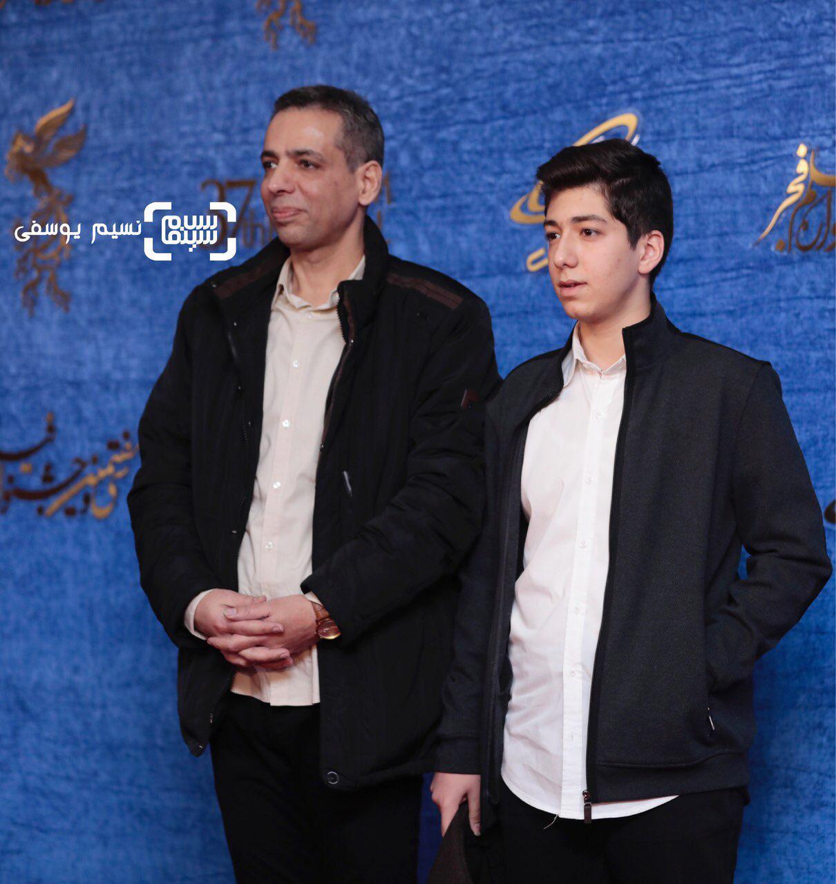 کامران مجیدیگزارش تصویری اکران و نشست «جان دار»/جشنواره فجر 37
