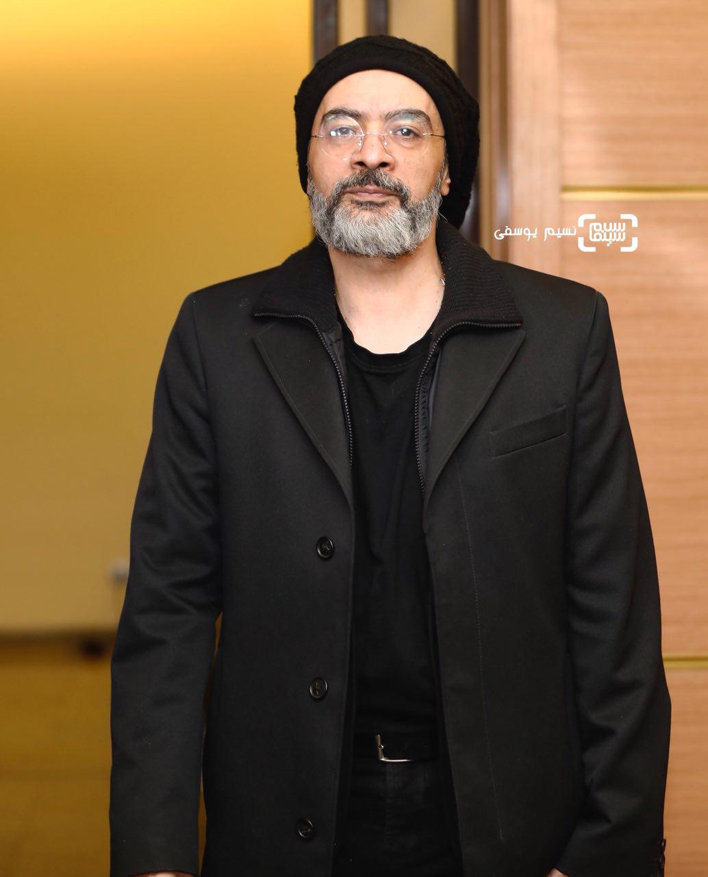 کارن همایون فر برنده سیمرغ بلورین بهترین موسیقی متن برای فیلم «به وقت شام» از سی و ششمین جشنواره فیلم فجر