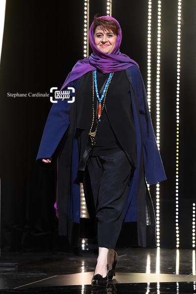 کتایون شهابی در افتتاحیه جشنواره فیلم کن 2016