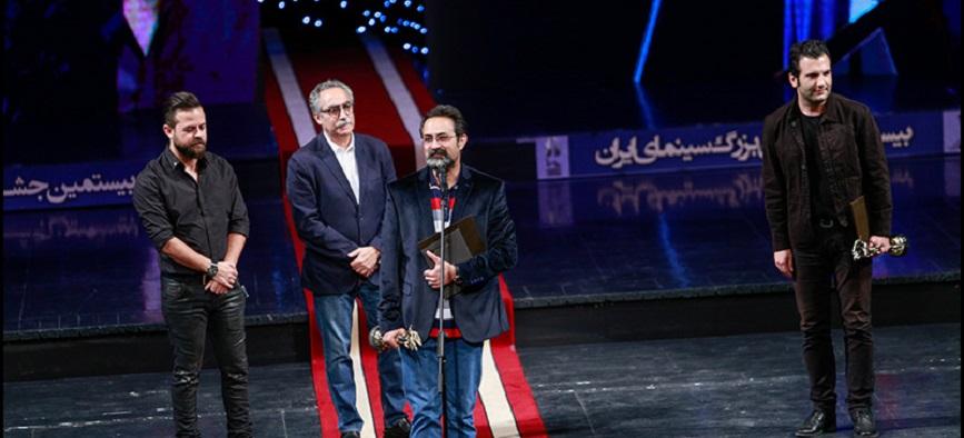 نامزدهای بیست و یکمین جشن خانه سینما معرفی شدند