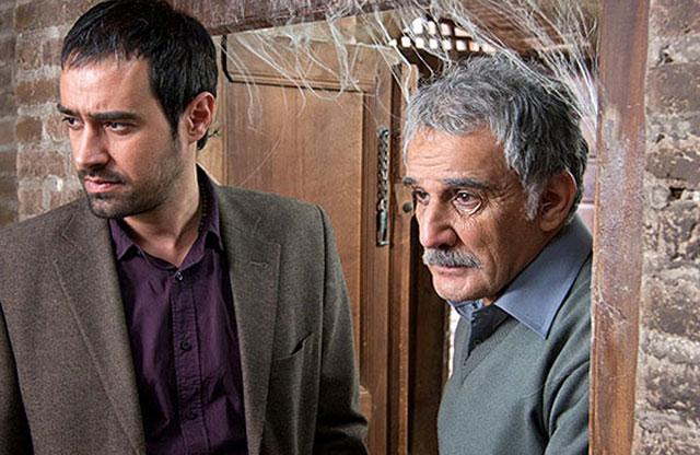 مهدی هاشمی در فیلم خانه پدری کیانوش عیاری