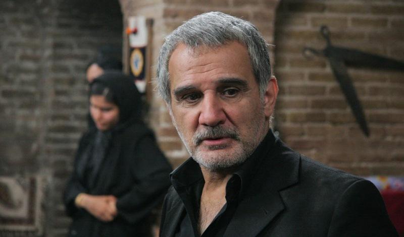 بازی مهدی هاشمی در فیلم خانه پدری کیانوش عیاری