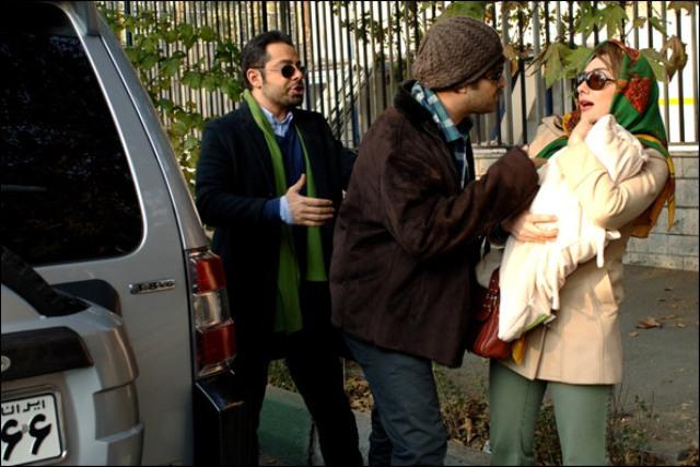 فیلم خط ویژه هانیه توسلی و مصطفی زمانی
