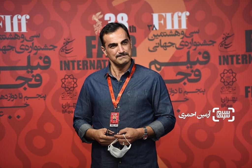 کوروش سلیمانی - سی و هشتمین جشنواره جهانی فیلم فجر - چارسو