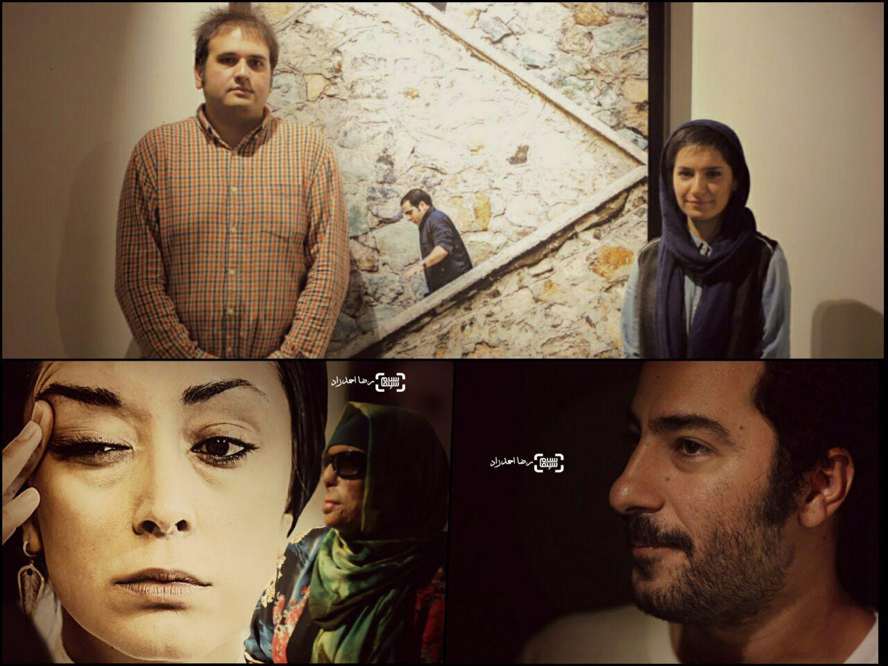 نمایشگاه عکسهای نوشین جعفری از فیلم «لانتوری»