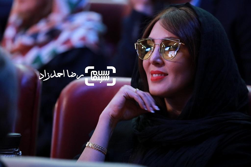 لیلا بلوکات/ بیست و یکمین جشن خانه سینما/ گزارش تصویری 1