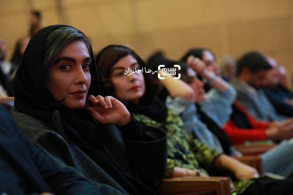 لیلا زارع - اختتامیه جشنواره فیلم فجر 38 - گزارش تصویری(بخش دوم)