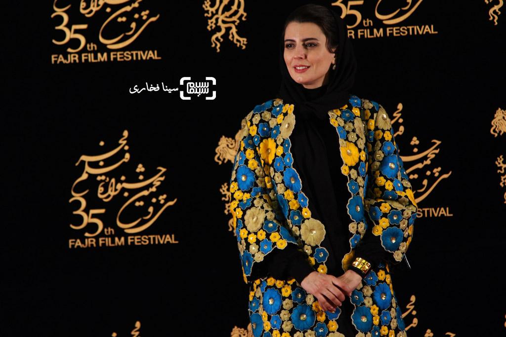 گزارش تصویری اکران و نشست فیلم «رگ خواب» در جشنواره فجر 35