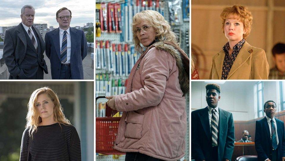 نامزدهای امی 2019 در بخش بهترین سریال های کوتاه