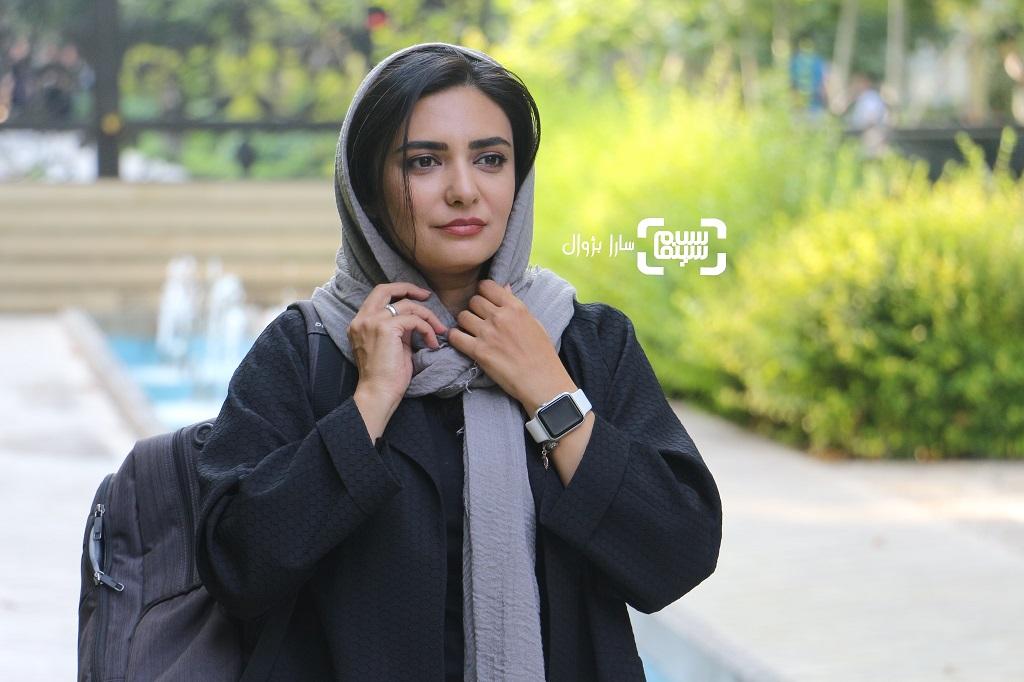 عکس لیندا کیانی در اکران خصوصی فیلم «رضا»