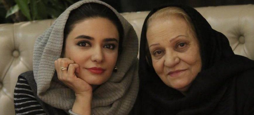 گزارش تصویری اینستاگرامی روز زن و مادر بازیگران در سال 97