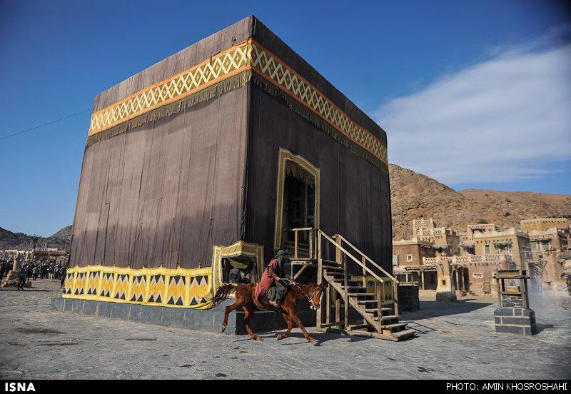 لوکیشن فیلم محمد رسول الله