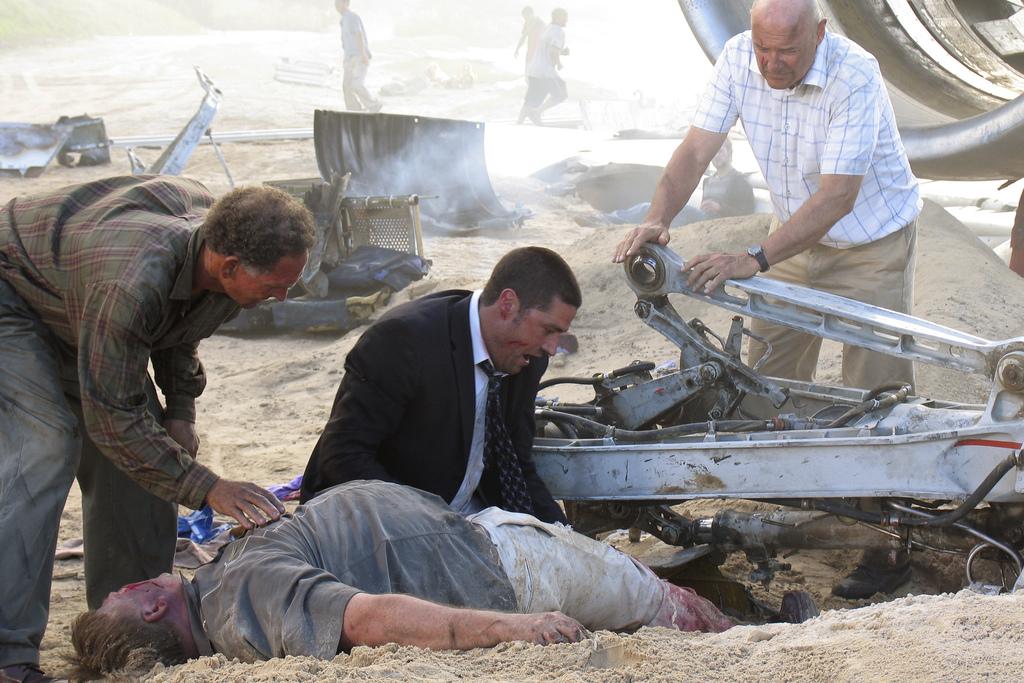 نکات جالب درباره سریال لاست/ سقوط هواپیما