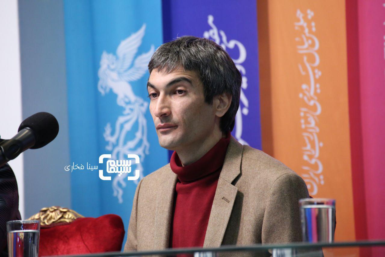 لطف الله سیفیگزارش تصویری اکران و نشست «حمال طلا»/جشنواره فجر 37