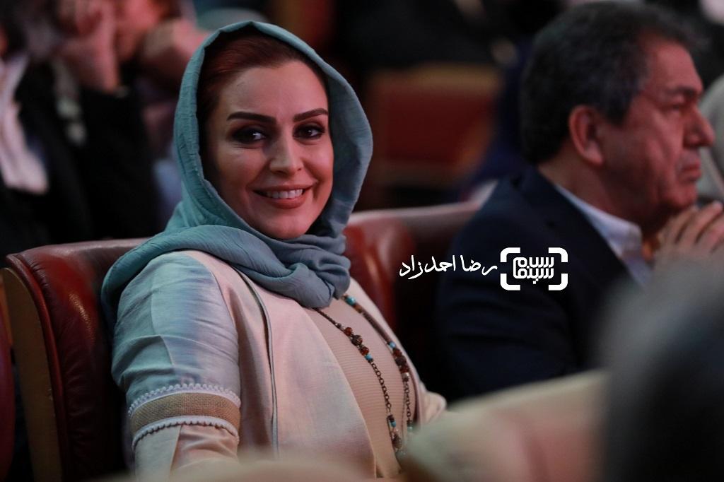 ماه چهره خلیلی /  بیست و یکمین جشن خانه سینما / گزارش تصویری