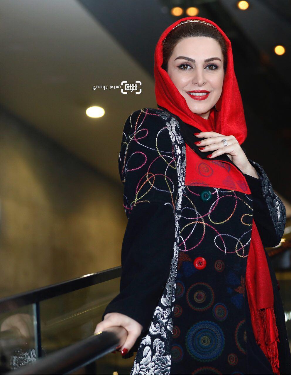 15 عکس برتر جشنواره فیلم فجر از قاب نسیم یوسفی/ ماه چهره خلیلی