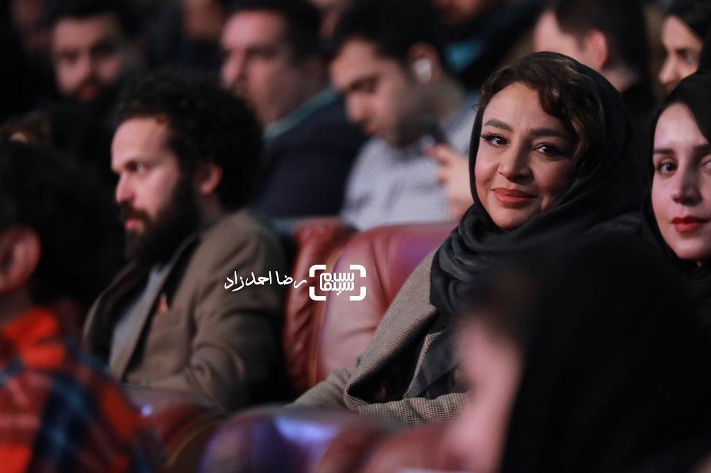 مه لقا باقری- اختتامیه جشنواره فیلم فجر 38 - گزارش تصویری(بخش دوم)