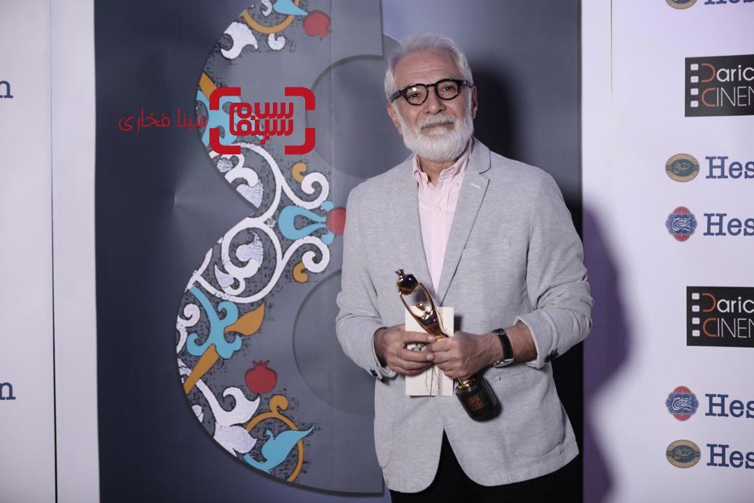 عکس محمود کلاری در هشتمین جشنواره فیلمهای ایرانی استرالیا