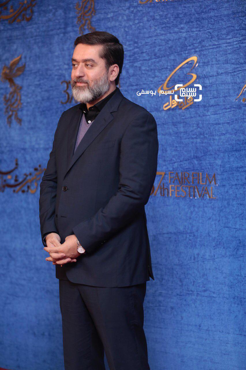 سیدمحمود رضوی گزارش تصویری اکران و نشست «ماجرای نیمروز: رد خون»/جشنواره فجر 37