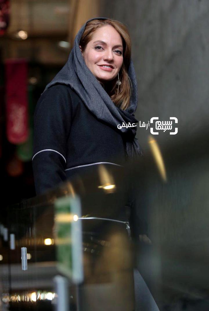 مهناز افشار در نشست خبری فیلم «دارکوب» در کاخ رسانه جشنواره فیلم فجر36