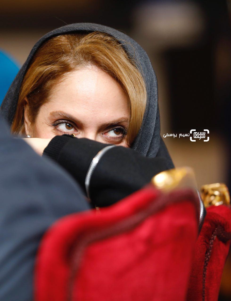 15 عکس برتر جشنواره فیلم فجر از قاب نسیم یوسفی/ مهناز افشار