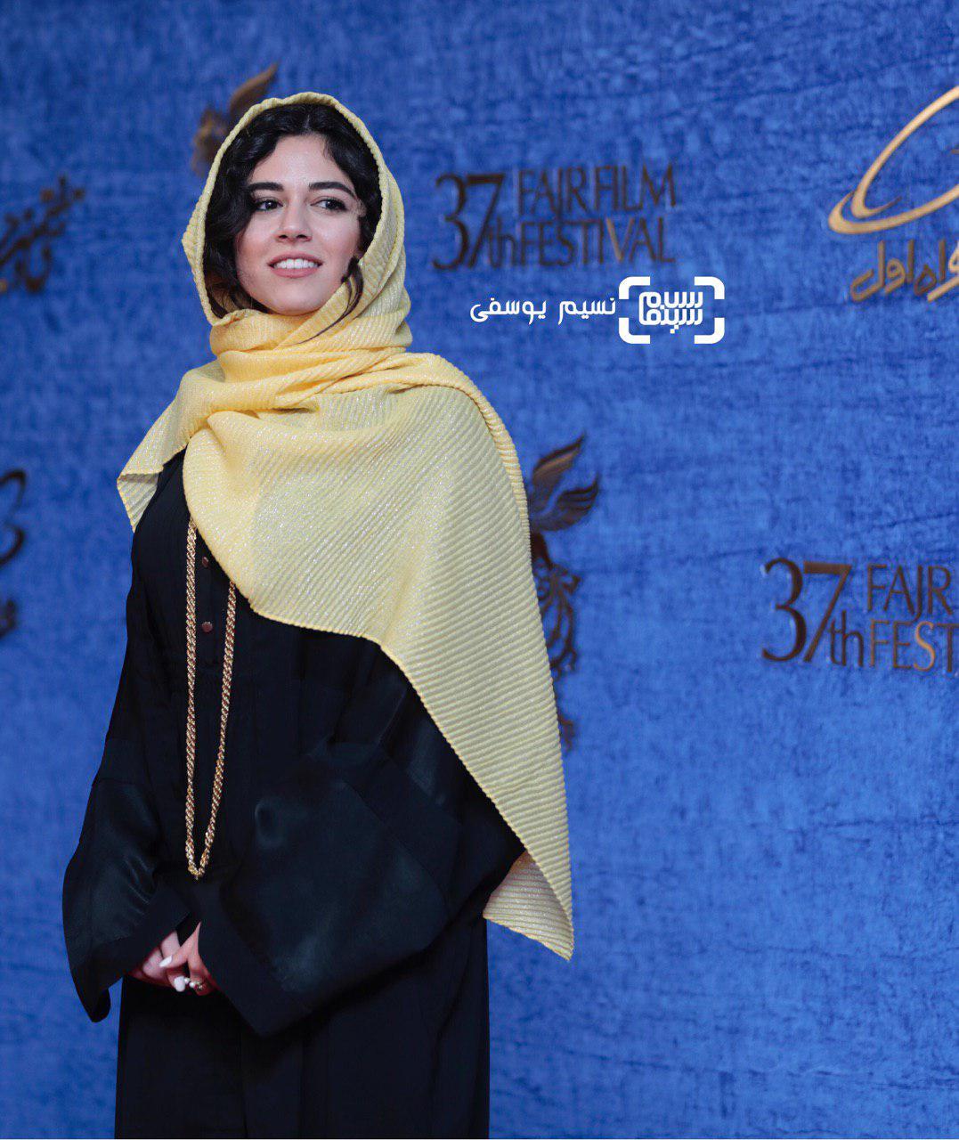 ماهور الوند گزارش تصویری اکران و نشست فیلم «غلامرضا تختی»/جشنواره فجر 37