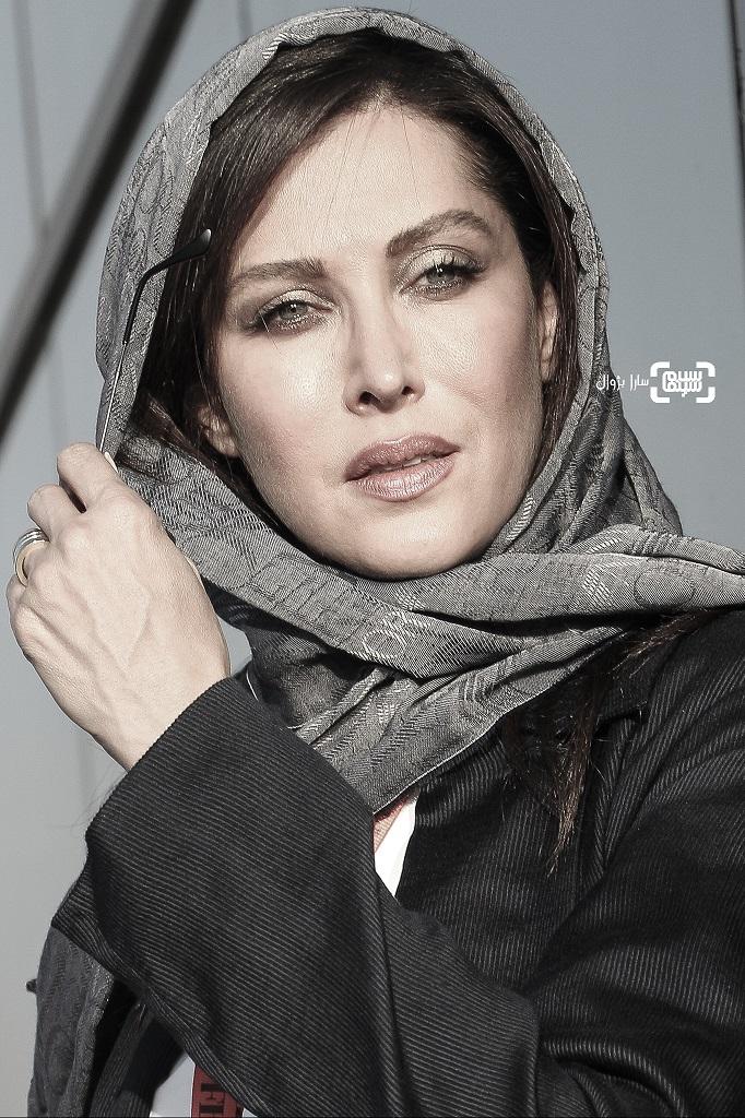 عکس مهتاب کرامتی در روز دوم جشنواره جهانی فیلم فجر 37