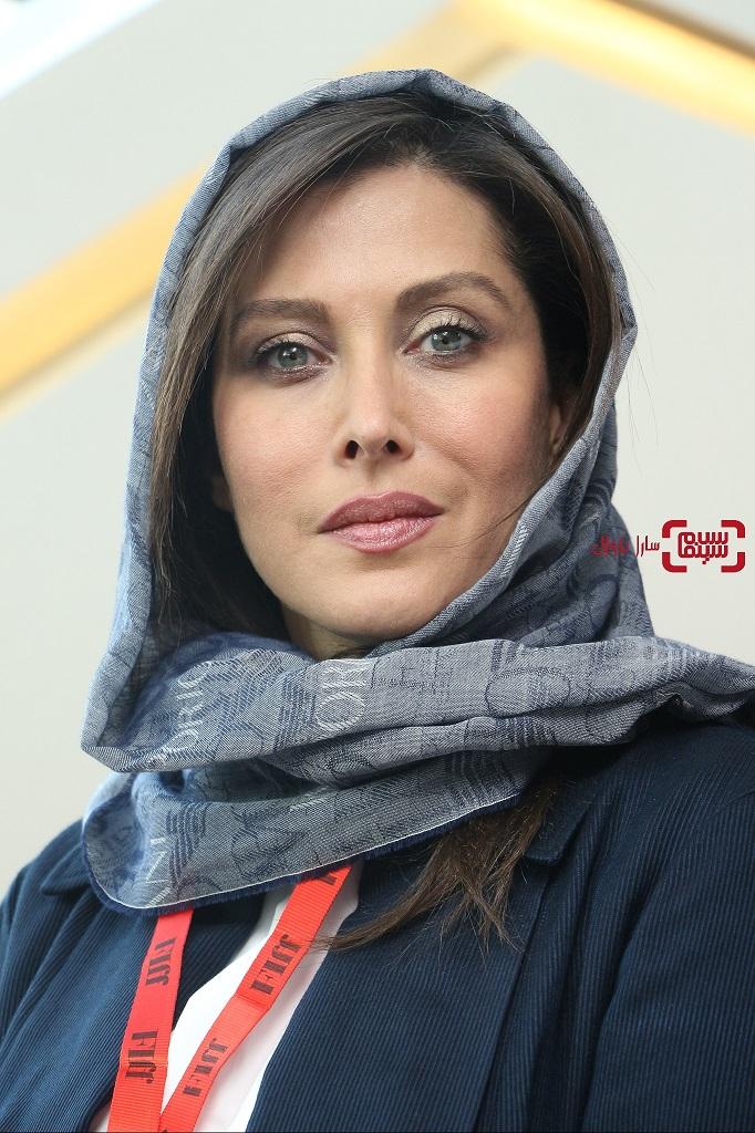 عکس مهتاب کرامتی در روز دوم جشنواره جهانی فجر 37