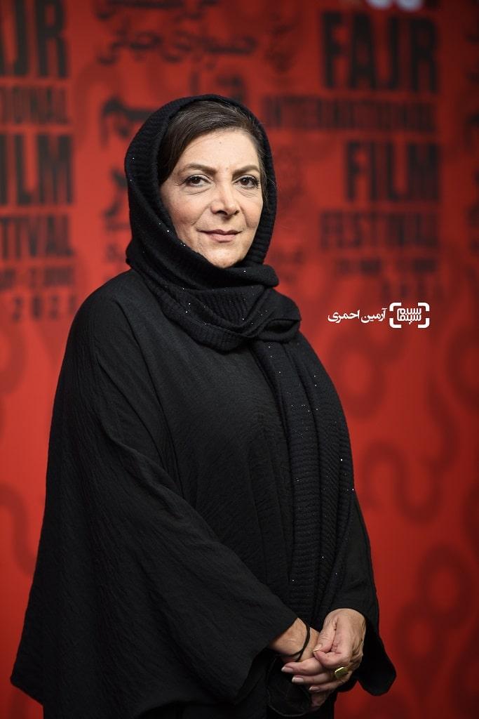 مهوش وقاری در سی و هشتمین جشنواره جهانی فیلم فجر - چارسو