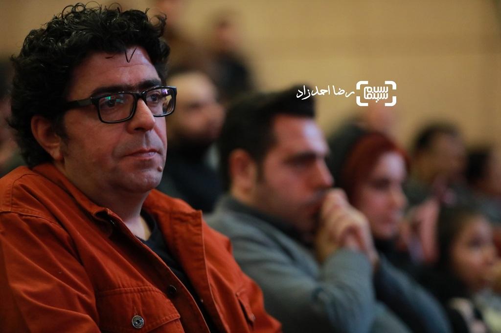 مجید برزگر - اختتامیه جشنواره فیلم فجر 38 - گزارش تصویری(بخش دوم)