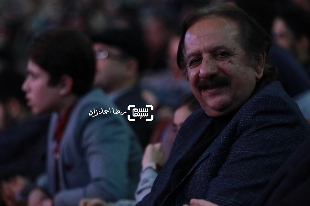 مجید مجیدی - اختتامیه جشنواره فیلم فجر 38 - گزارش تصویری(بخش دوم)