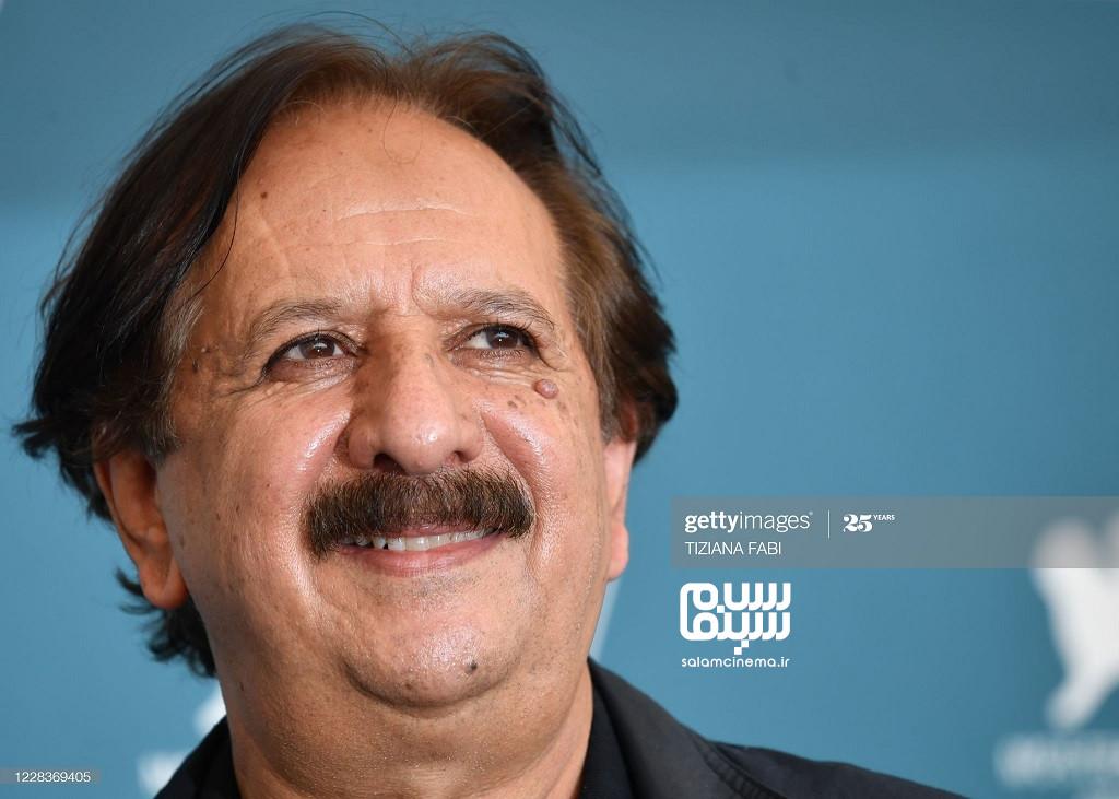 مجید مجیدی کارگردان فیلم خورشید در جشنواره فیلم ونیز 2020