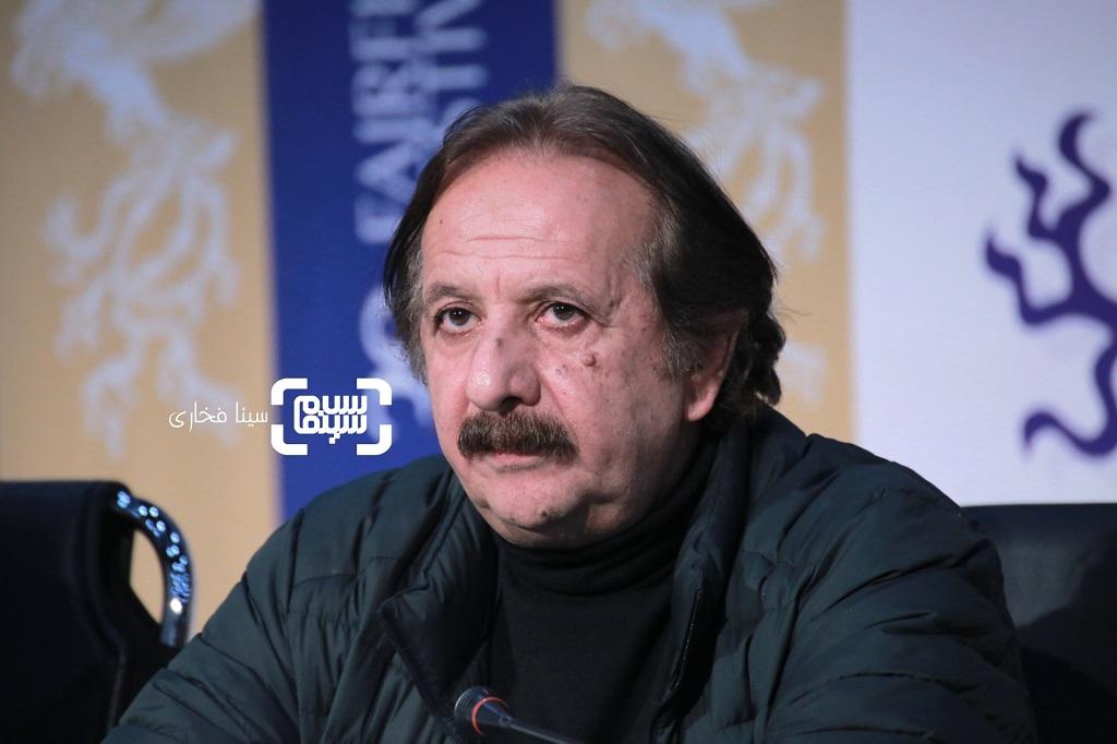 مجید مجیدی - گزارش تصویری  - نشست خبری فیلم «خورشید» -جشنواره فیلم فجر 38