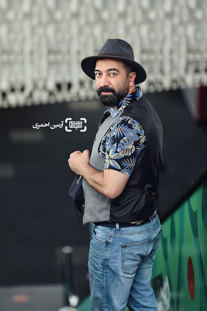 مجید صالحی - اکران صحنه زنی - جشنواره جهانی فیلم فجر