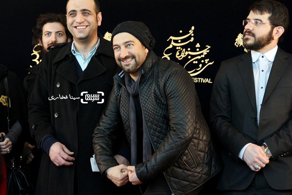گزارش تصویری اکران و نشست فیلم «چراغ های ناتمام» در جشنواره فجر 35