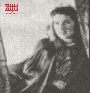ملکه رنجبر درگذشت - عکسی از دوران جوانی او