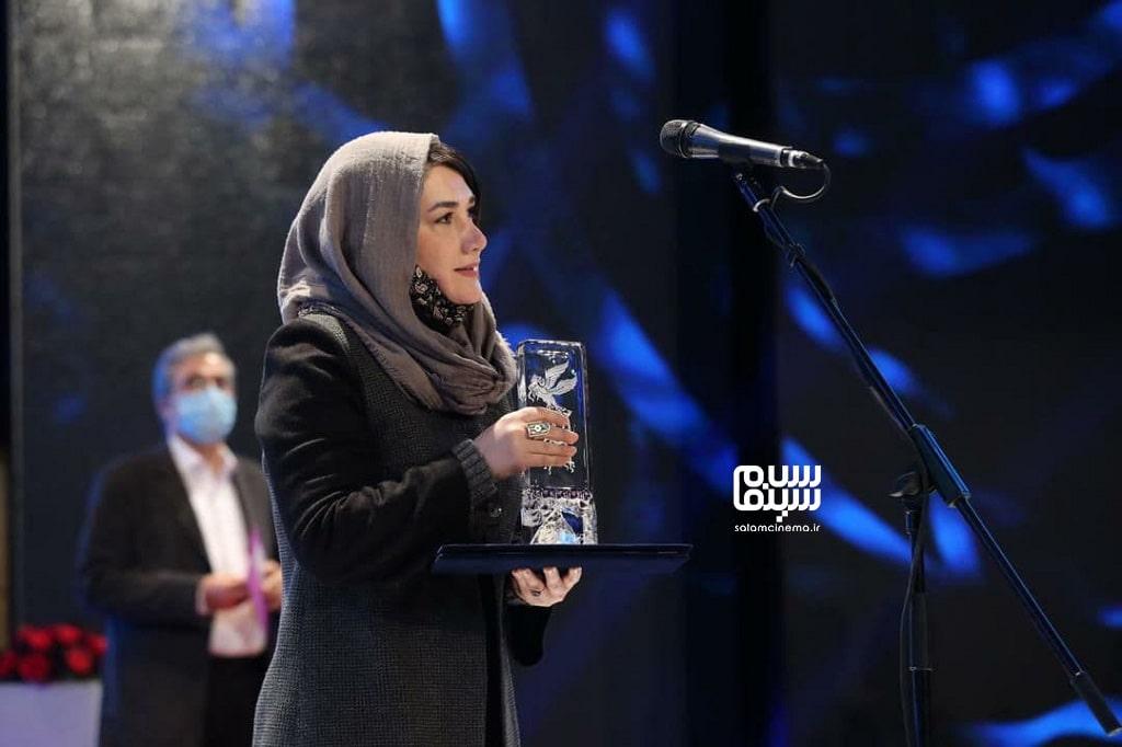 مریم اسمی خانی - سی و نهمین جشنواره فیلم فجر - بهترین فیلم کوتاه