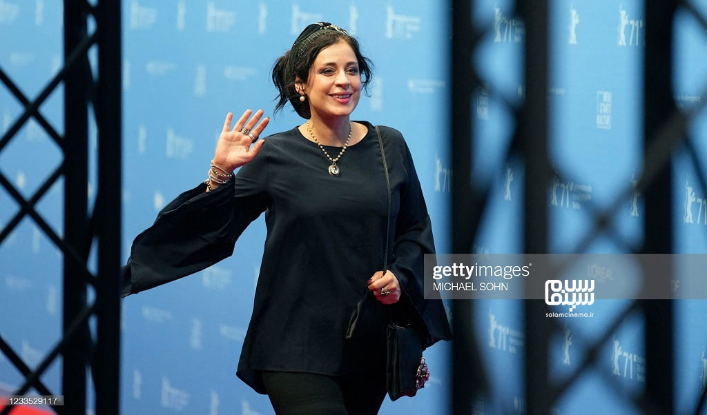 اکران فیلم سینمایی قصیده گاو سفید - جشنواره فیلم برلین - مریم مقدم