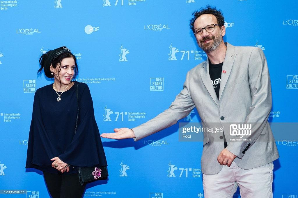 قصیده گاو سفید در جشنواره فیلم برلین - مریم مقدم