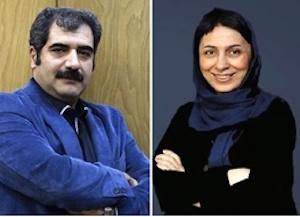 مریم کاظمی و سعید اسدی بازداشت شدند/ واکنش هنرمندان