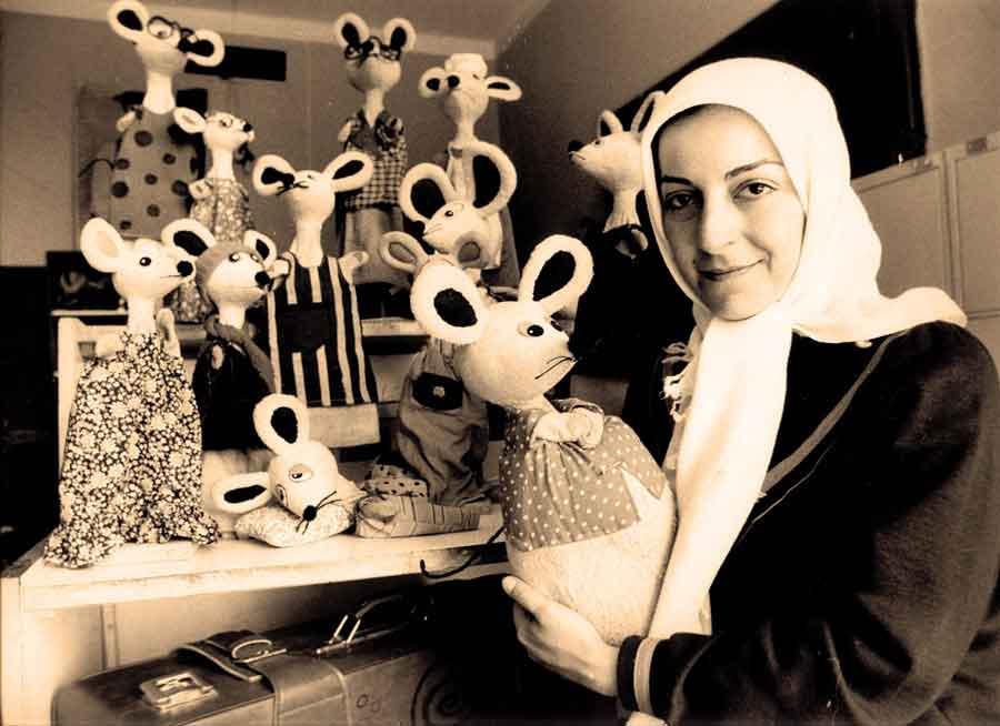 مرضیه برومند--کارگردانان زن سینمای ایران
