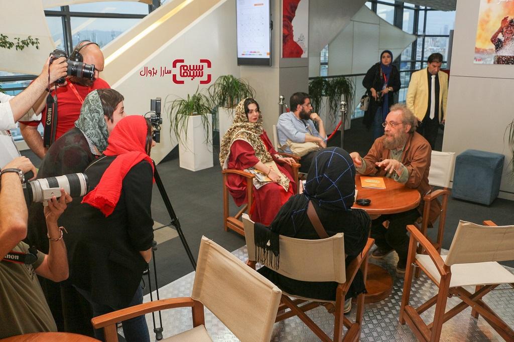 مسعود فراستی  روز اول سی و هفتمین جشنواره جهانی فیلم فجر