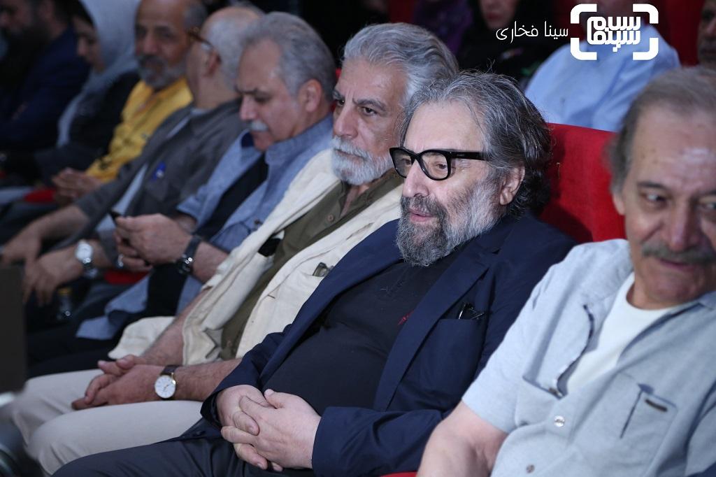 مسعود کیمیایی در جشن تولد 78 سالگی اش- گزارش تصویری