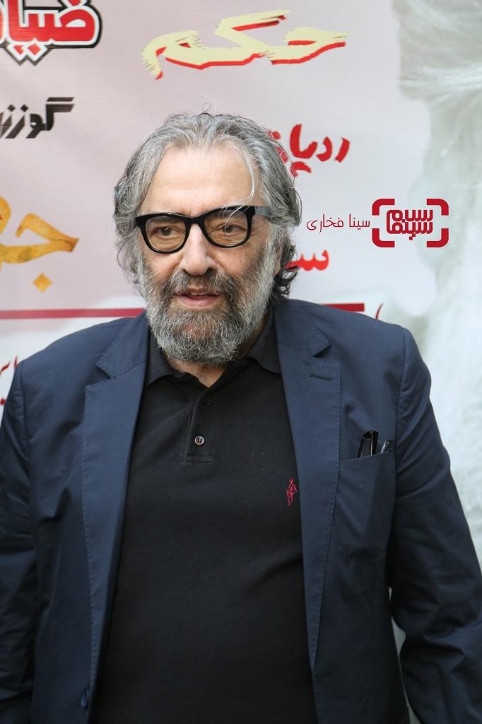 جشن تولد 78 سالگی مسعود کیمیایی موزه سینما